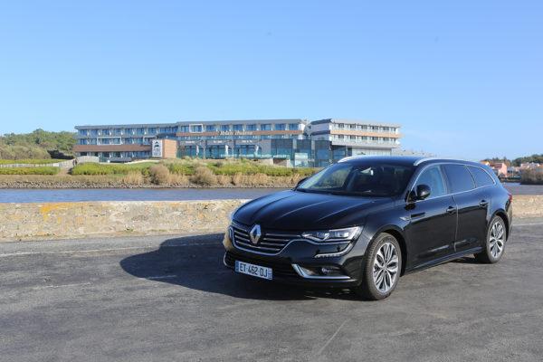 Renault Talisman aux Sables d'Olonne - Thalasso